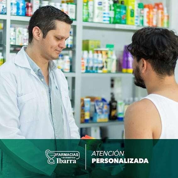 Farmacias Ibarra