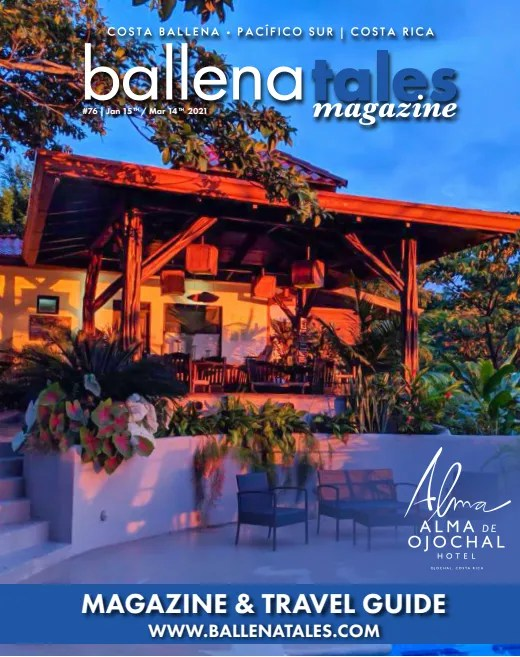 Travel and Service Guide Magazine #76, South Pacific Costa Rica