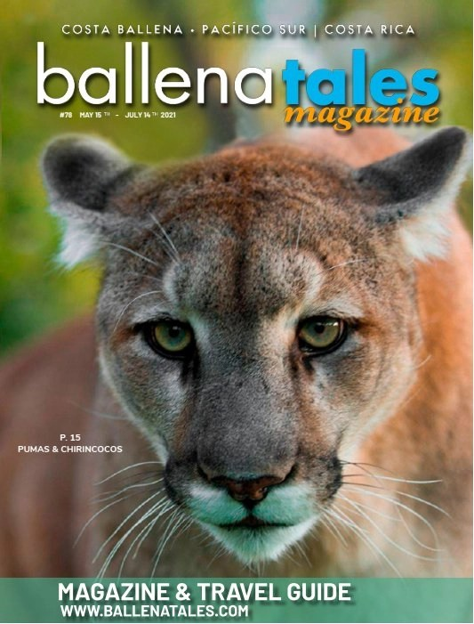 Comprehensive Magazine and Travel Guide 78, South Pacific Costa Rica