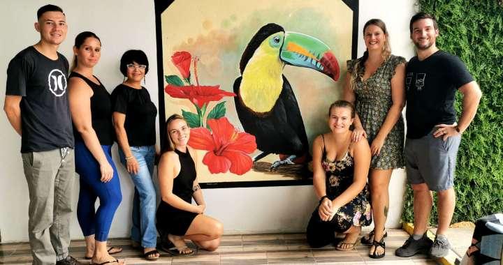Tucan Hotel in Uvita