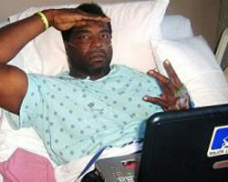 Spice 1 Speaks On Shooting From Hospital Bed