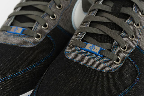 quality design ac3bb c6796 Nike Presents Dirk Nowitzki With Custom One-Of-One Air Force ...