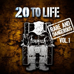 Death Row Records - 20 To Life: Rare And Dangerous, Vol. 1