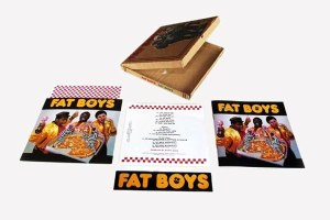 Fat Boys - Pizza Box re-issue