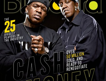 Birdman and Slim cover Billboard Magazine