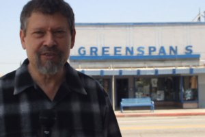Evan Greenspan, owner of Greenspan's in South Gate, CA