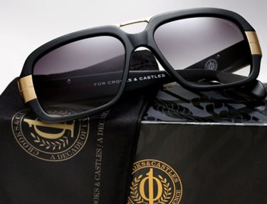 Crooks & Castles x Mosley Tribes Castellano 10-Year Sunglasses