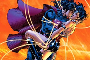Superman and Wonder Woman - Issue 12, Justice League, New 52