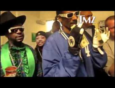 Snoop Dogg Collects $20K From UFC's Dana White For Last Season's NBA Finals