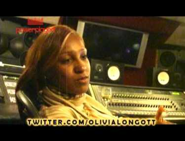 Former G-Unit Artist, Olivia, Still Working -- Back In The Studio Doing Her Solo Thing