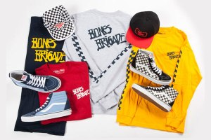 Vans x Bones Brigade Capsule Collection