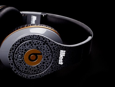 Illest x Beats By Dre Studio headphones