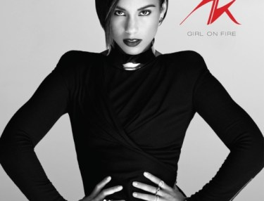 Alicia Keys - Girl On Fire coverart