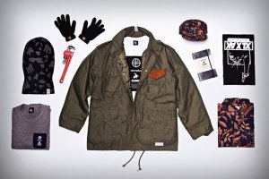 Akomplice x X-Large 'Monkey Wrench Gang' Capsule Collection