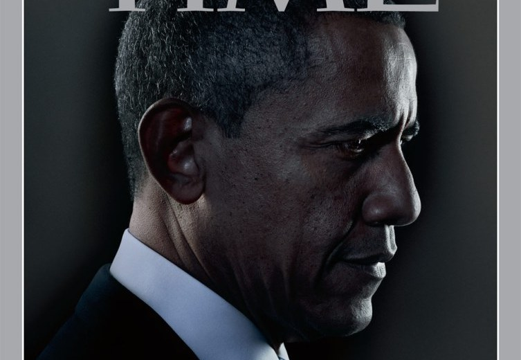 TIME names President Obama 2012 Person Of The Year