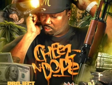 Project Pat - Cheez N Dope (Mixtape)