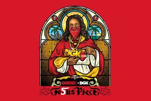 The Game x DGK Jesus Piece Capsule