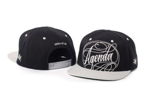 Agenda 10th Anniversary Cap Collection.