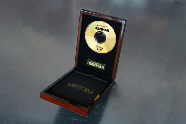 Ghostface Killah x Get On Down Records: Ironman (Premium Collection: Gold Edition)