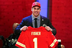 KC Chiefs - Eric Fisher - 2013 NFL Draft