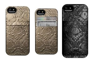 HEX x Fool's Gold Solo Wallet for iPhone 5