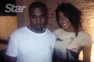 Kanye West and Leyla Ghobadi