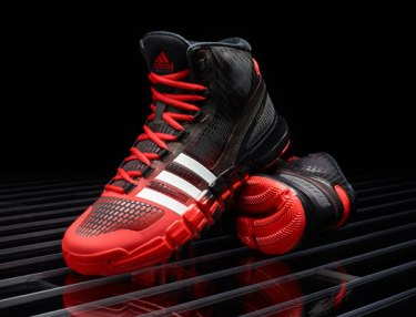 Adidas Crazyquick Black/Red/White