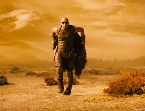 Movies Trailers: Riddick: Rule the Dark (International Trailer)