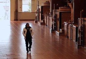 Nas Visits Hennessy Headquarters In Cognac, France (Video)