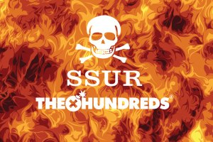 The Hundreds x SSUR collection