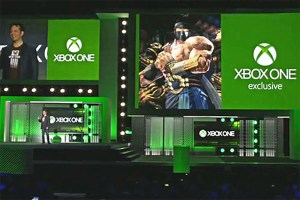 Microsoft at 2013 E3 Expo