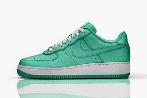 Nike Air Force 1 iD 'Crocodile'