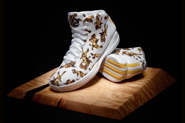 save off ccb99 57903 Adidas Unveils Limited D Rose 3.5 Jeremy Scott Edition