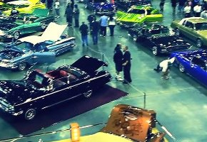 Sam Torres, Cartoon Talk Lowriders and Torres Empire L.A. Super Show