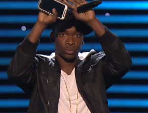 Jay Pharaoh Impersonates Jay-Z At ESPYS (Video)