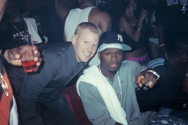 Kevin Colleran and 50 Cent