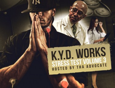 K.Y.D. Works - Stress Test Volume 3 (Mixtape)
