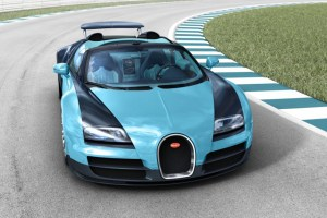 Bugatti 'Legends' Veyron 'Grand Sport Vitesse Jean-Pierre Wimille Edition