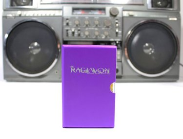 Get On Down x Raekwon - Purple Tape [Slipcase Edition]