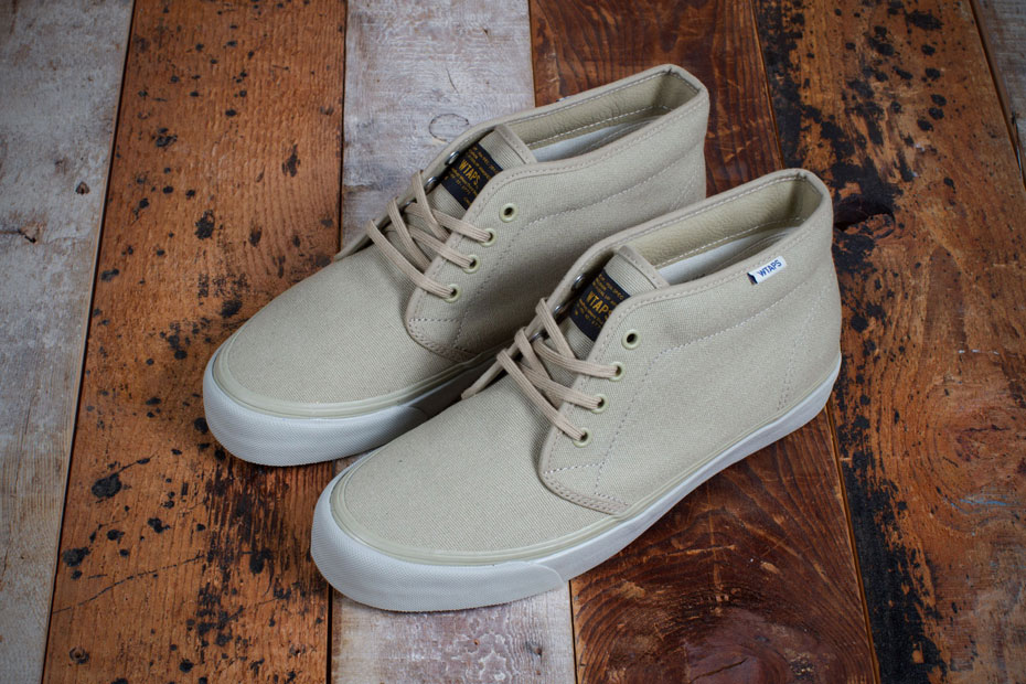 5cebf26c11 Vault by Vans x WTAPS OG Classics Collection