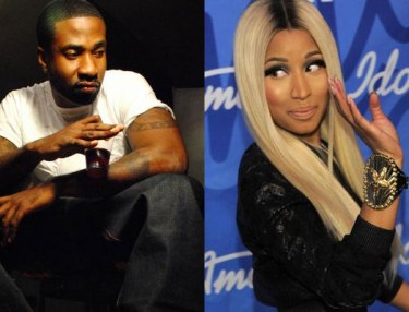 Ransom and Nicki Minaj