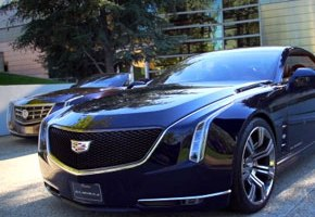 Cadillac Introduces The Elmiraj Concept Coupe (Video)