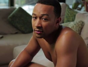 John Legend Strips Down For Funny Or Die Skit (Video)