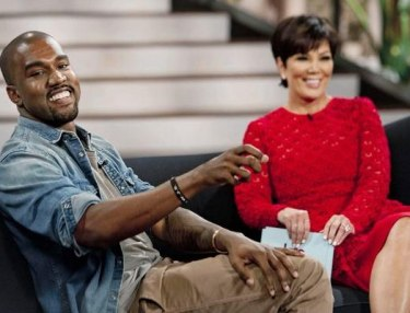 Kanye West opens up on the KRIS JENNER SHOW