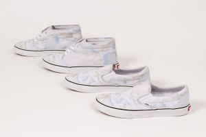 Vans, Kenzo Release Fifth Installment Of Signature Footwear Collection