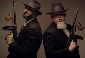 R.A. The Rugged ft. Brother Ali & Masta Ace - Dangerous Three (Music Video)
