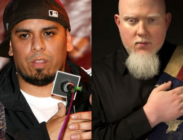 Immortal Technique and Brother Ali