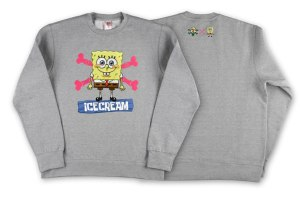 ICECREAM x SpongeBob SquarePant 2013 Capsule Collection