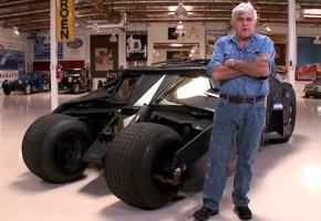 Jay Leno's Garage: Batman's Tumblr