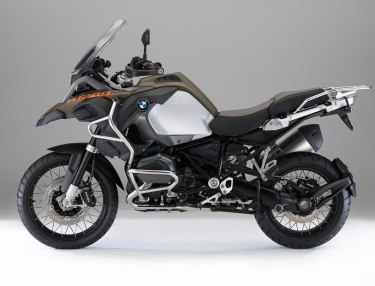 BMW 2014 R 1200 GS Adventure